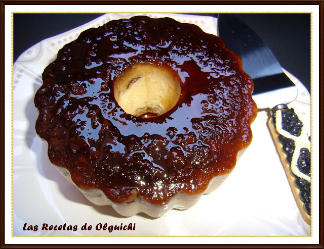 PUDDING DE TIGRETONES (FUSSION-COOK)