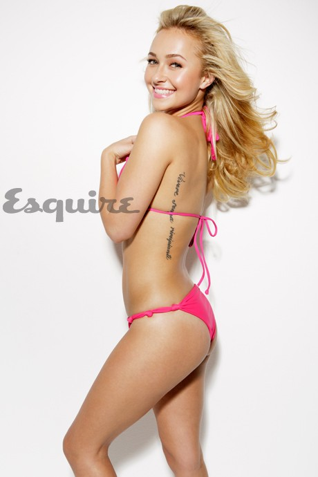 Hayden Panettiere – Esquire Magazine Photoshoot (January 2013)
