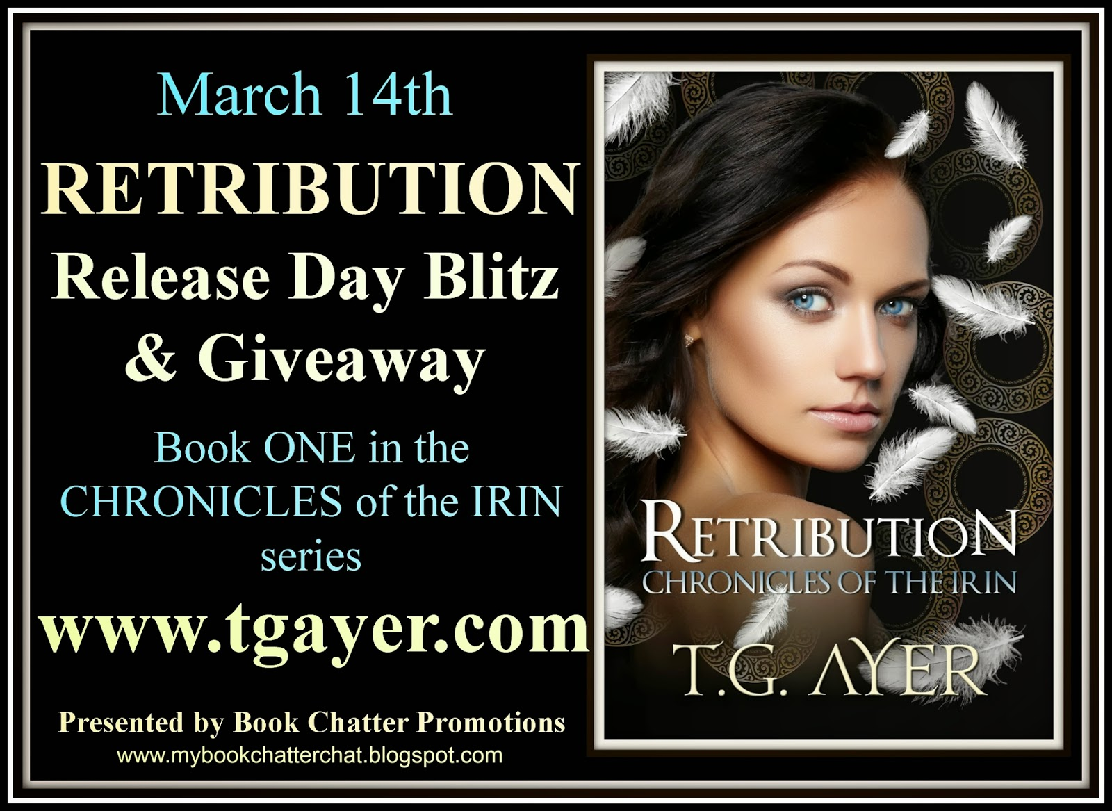 Book News: Retribution Release Day Blitz