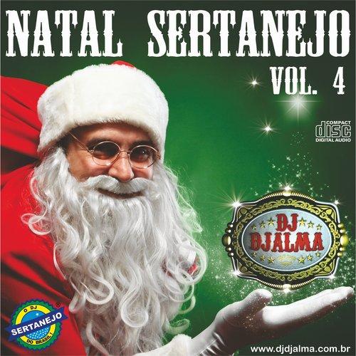 Dj Djalma - Natal Sertanejo Vol.4