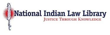 National Indian Law Library -- News