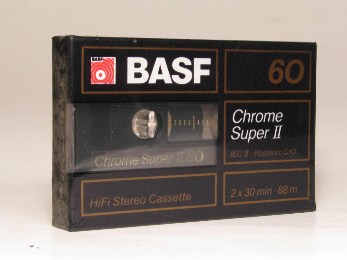 Ouvir/Compra Em, Cassete/Fita - Página 4 Fita-cassete-audio-tipo-ii-basf-chrome-super-60-tdk-sa_MLB-F-218462844_2306