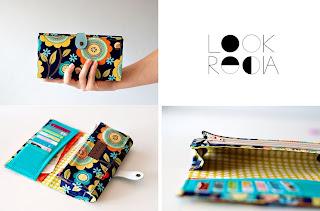 Dámská peněženka design