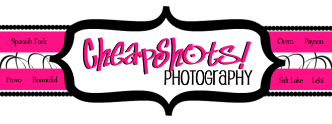Spanish Fork Photography, CheapShots! Family and Wedding