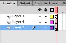 Banyak layer dan frame yang akan digunakan