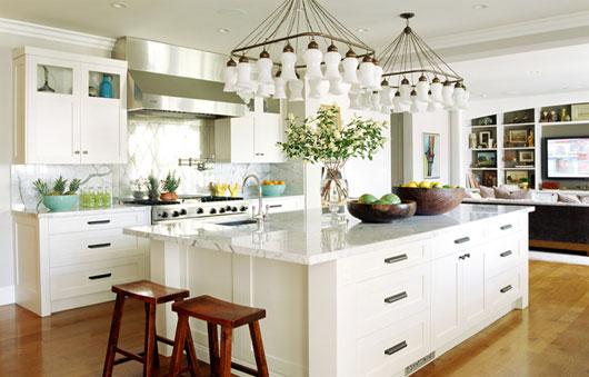 Hogares frescos dise o interior art stico de casa con una for Diseno interiores apartamentos