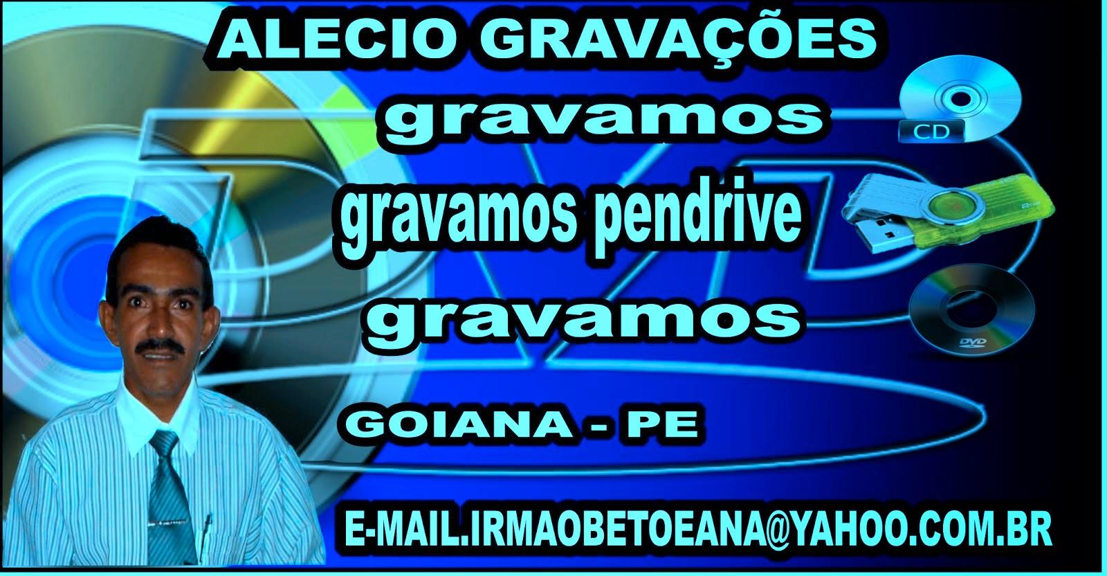 ALECIO GRAVAÇÕES