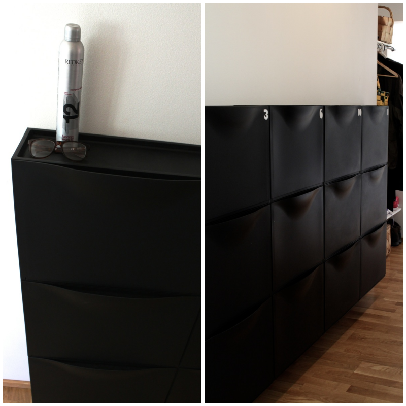 Ikean Trones säilytyskaapit