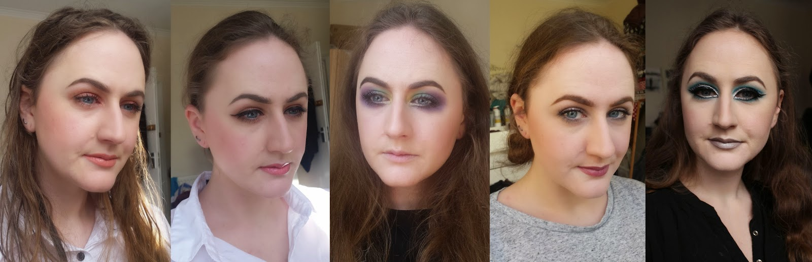 What difference does makeup make? After photos