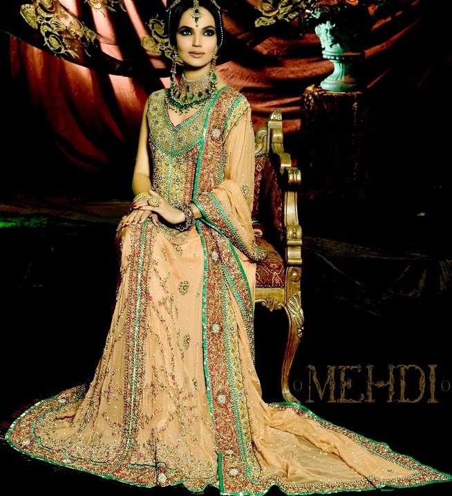 Bridal Long Shirt with Lehenga
