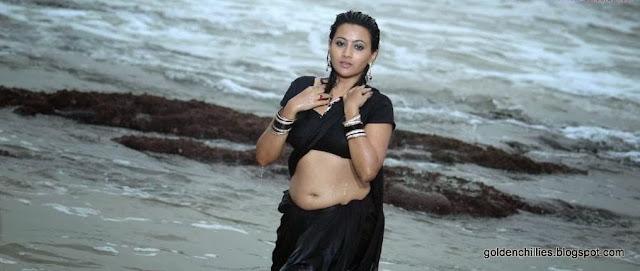 telugu wet saree songs