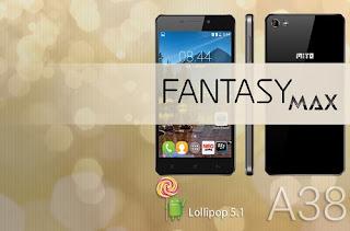 Mito Fantasy Max A38 Android Murah 5 inch Rp 1 Jutaan