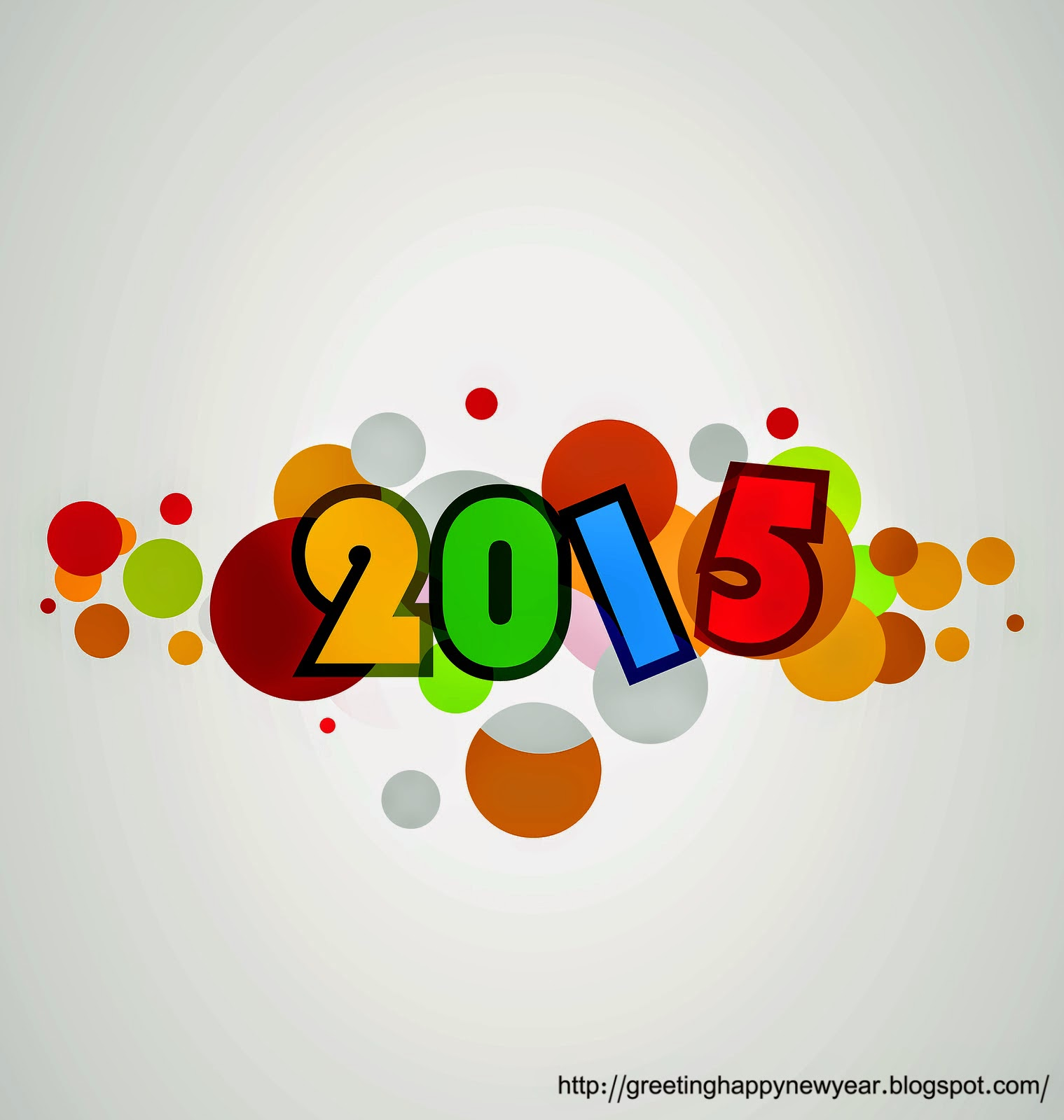 Latest Beautiful Happy New Year Images 2015