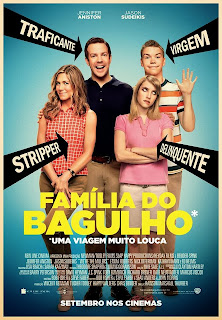 """Poster do filme """"Família do Bagulho"""""""