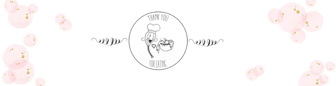 Thank you for eating.