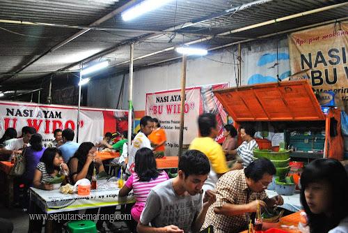 Warung Nasi Ayam Bu Wido | Seputar Semarang