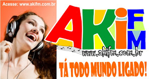 Visite nossa Rádio - www.akifm.com.br