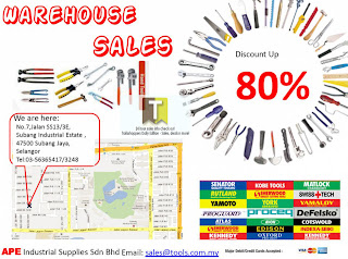 Hardware Warehouse Sale 2012