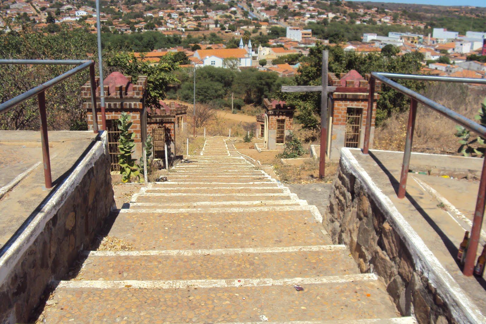 Morro do Cruzeiro - São Raimundo Nonato - PI