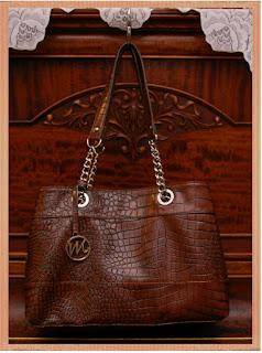 Nicole Chain Tote Bag