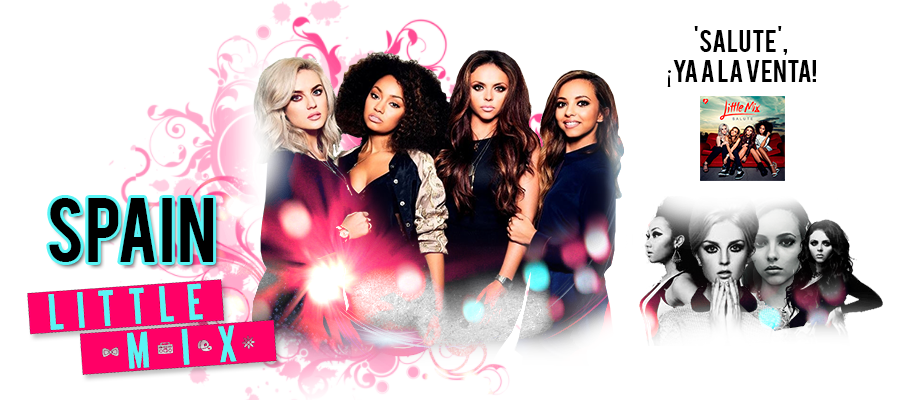 Spain Little Mix