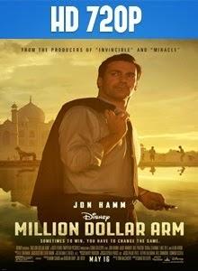 Million Dollar Arm 720p Español Latino 2014