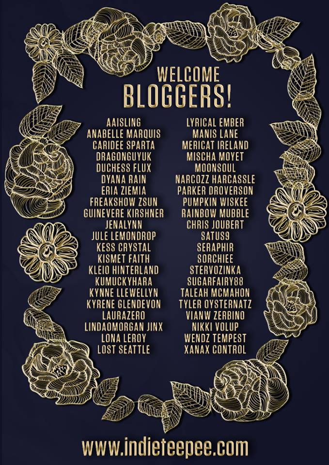 Blogger for Indieteepee