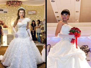 undangan. Tak heran jika gaun pernikahan dan tata rias ...