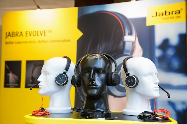 Jabra's New Product Line - Jabra Evolve