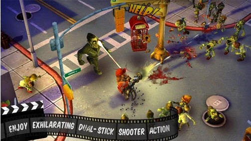 Zombiewood for Android Apk free download