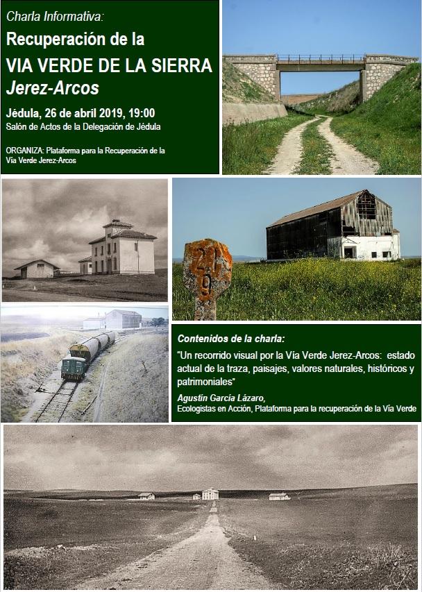 Un recorrido por la Vía Verde de Jerez a Arcos