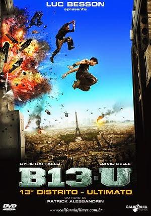 B13-U: 13º Distrito Ultimato – Dublado (2009)