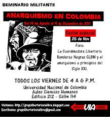 La Coordinadora Libertaria Banderas Negras y el anarquismo a principios del siglo XXI