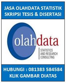 OLAHDATA STATISTIK