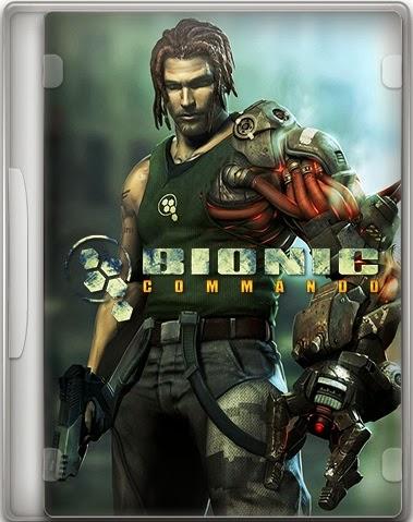Bionic Commando Repack R.G Mechanics Highly Compressed ...