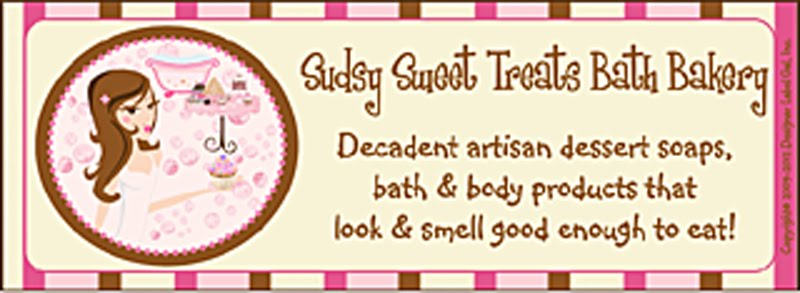 Sudsy Sweet Treats Bath Bakery