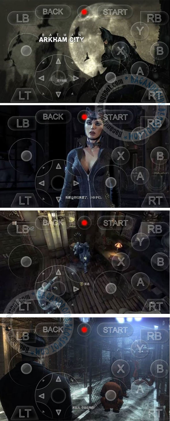cara instalasi dan memainkan game Xbox 360 di Smartphone android terbaru
