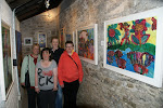 KCAT artists at Brewery Lane Theatre
