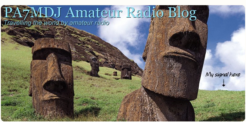 PA7MDJ Amateur Radio Blog