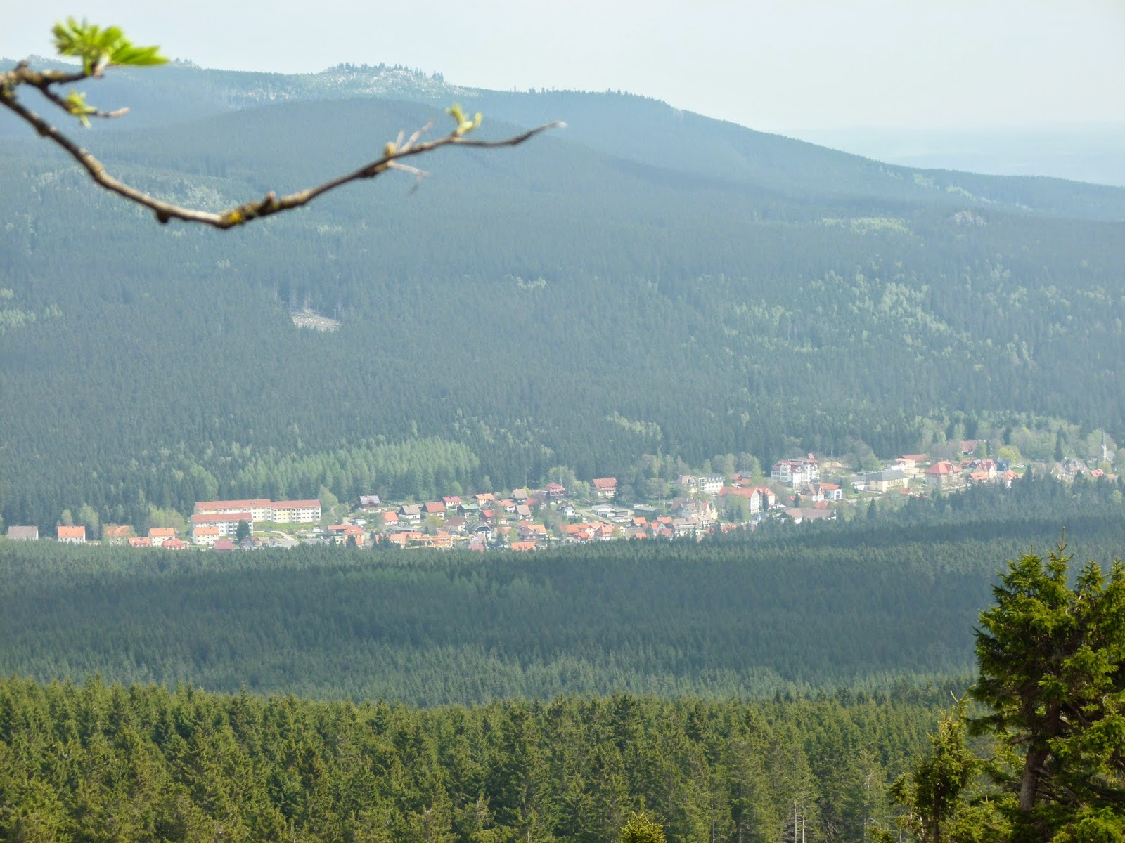 braunlage harz mountains northern germany