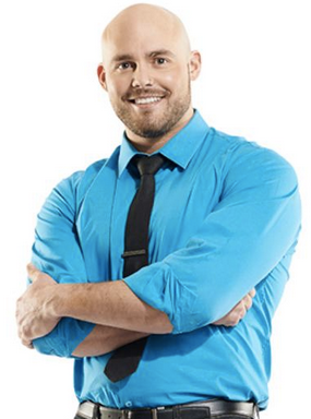 Big Brother Canada 2 Andrew Gordon