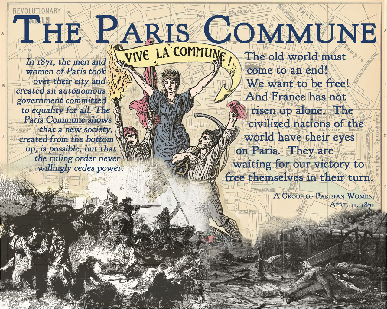 space and politics bringing the paris commune back to life space and politics