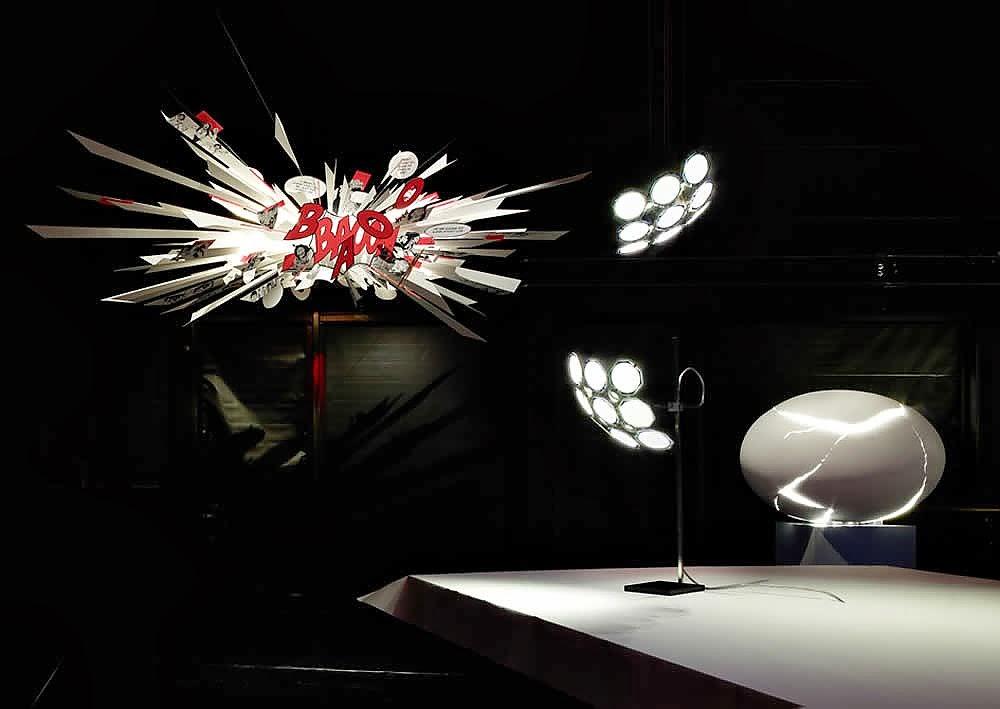 designers block ingo maurer a genius designer. Black Bedroom Furniture Sets. Home Design Ideas