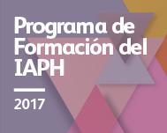 Programa 2017 - Web IAPH