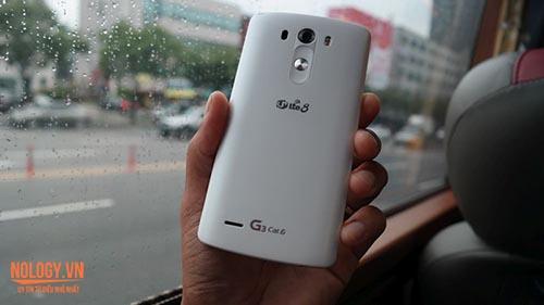 Camera của LG G3 xách tay