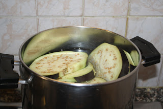 ricetta melanzana
