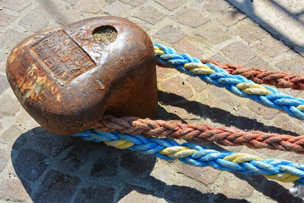 Fisher's port Rimini rope