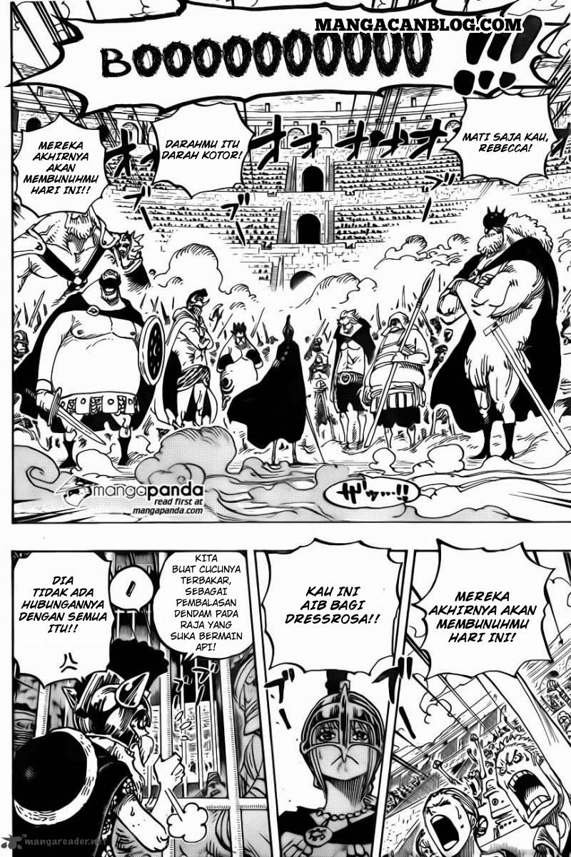 Komik one piece 722 - keturunan raja 723 Indonesia one piece 722 - keturunan raja Terbaru 1|Baca Manga Komik Indonesia|Mangacan