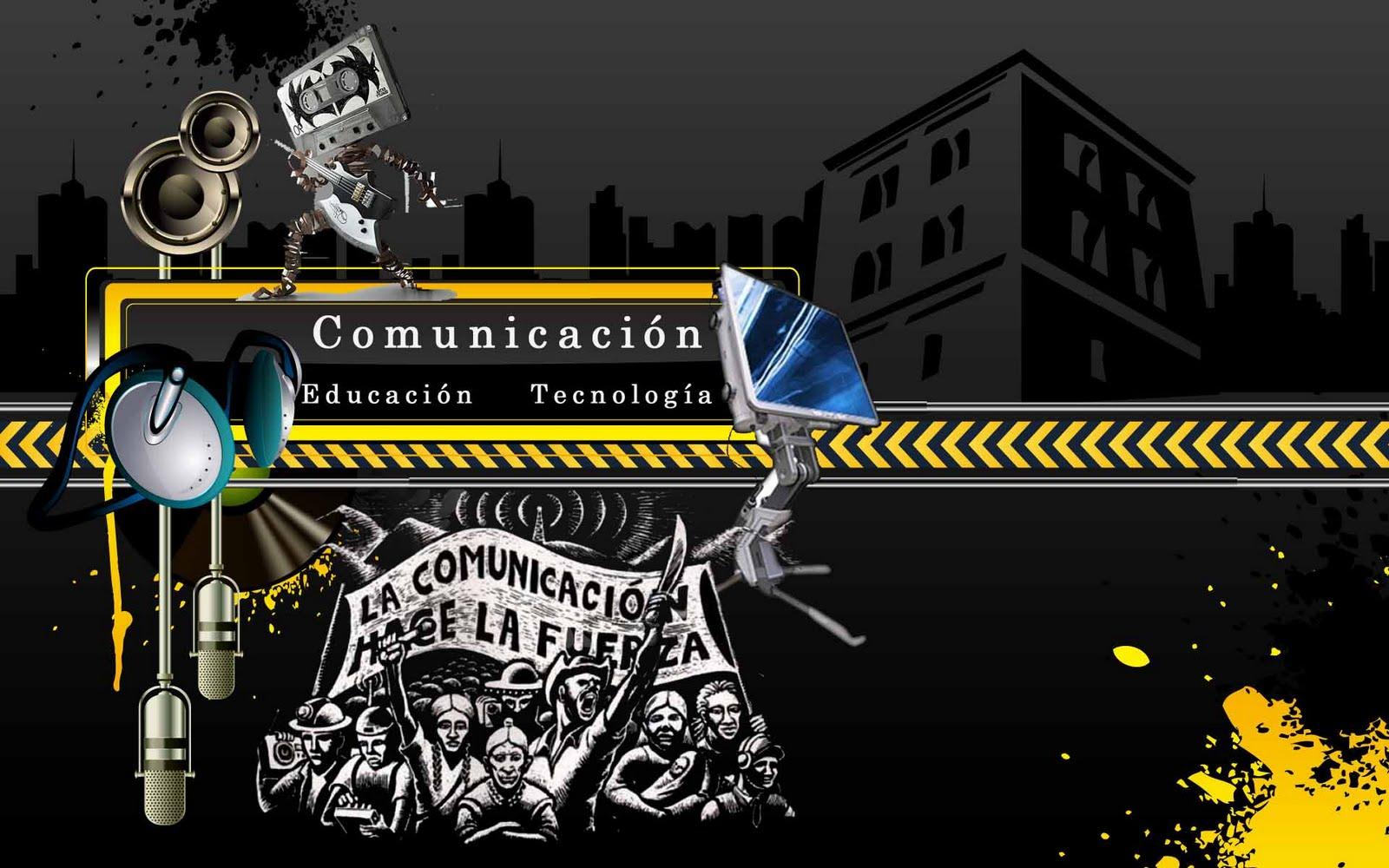 Comunicación, Educación y Tecnología