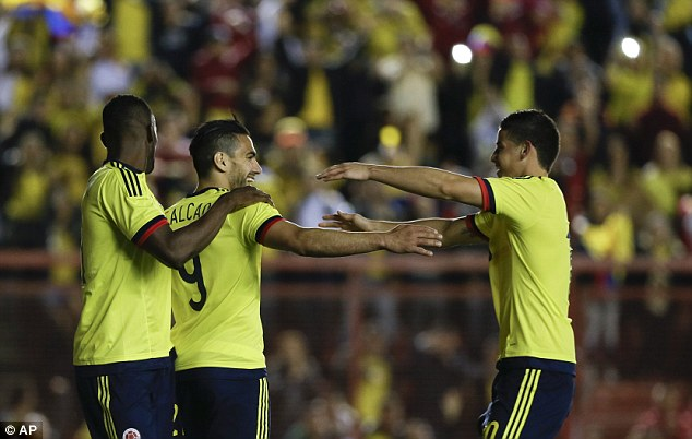 Highlights Colombia 1 – 0 Costa Rica (Friendly)